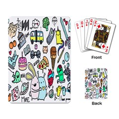 Story Of Our Life Playing Card