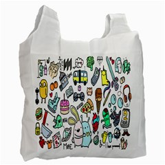 Story Of Our Life Recycle Bag (One Side)