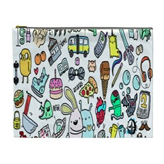 Story Of Our Life Cosmetic Bag (XL)