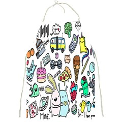 Story Of Our Life Full Print Aprons