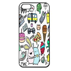 Story Of Our Life Apple Iphone 5 Seamless Case (black)