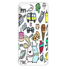 Story Of Our Life Apple iPhone 5 Seamless Case (White)