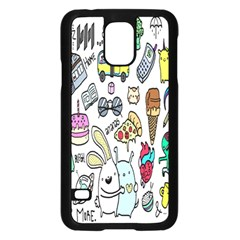 Story Of Our Life Samsung Galaxy S5 Case (Black)