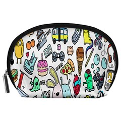 Story Of Our Life Accessory Pouches (Large)