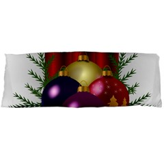 Candles Christmas Tree Decorations Body Pillow Case (Dakimakura)