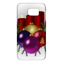 Candles Christmas Tree Decorations Galaxy S6