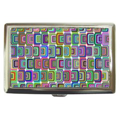 Psychedelic 70 S 1970 S Abstract Cigarette Money Cases