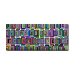 Psychedelic 70 S 1970 S Abstract Cosmetic Storage Cases