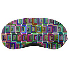Psychedelic 70 S 1970 S Abstract Sleeping Masks
