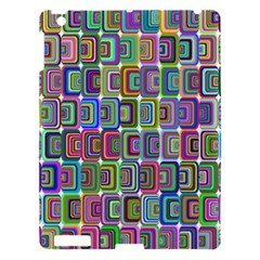 Psychedelic 70 S 1970 S Abstract Apple iPad 3/4 Hardshell Case