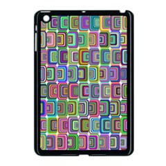 Psychedelic 70 S 1970 S Abstract Apple iPad Mini Case (Black)