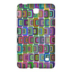 Psychedelic 70 S 1970 S Abstract Samsung Galaxy Tab 4 (8 ) Hardshell Case