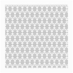 Ornamental Decorative Floral Medium Glasses Cloth (2-Side)