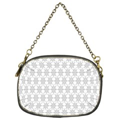 Ornamental Decorative Floral Chain Purses (One Side)