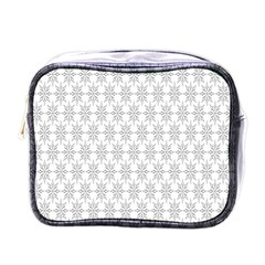 Ornamental Decorative Floral Mini Toiletries Bags