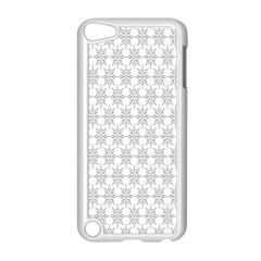 Ornamental Decorative Floral Apple iPod Touch 5 Case (White)