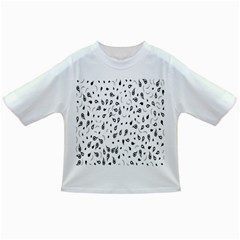 Paisley Floral Flourish Decorative Infant/Toddler T-Shirts