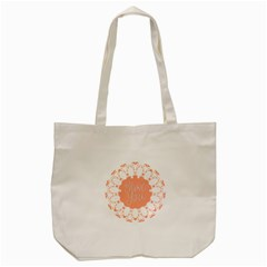 Mandala I Love You Tote Bag (Cream)