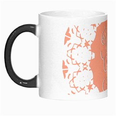 Mandala I Love You Morph Mugs
