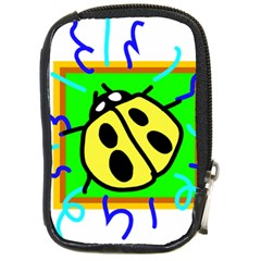 Insect Ladybug Compact Camera Cases