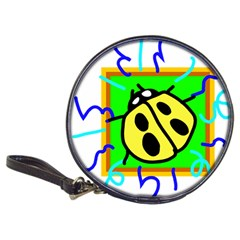 Insect Ladybug Classic 20-CD Wallets