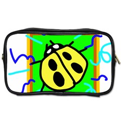 Insect Ladybug Toiletries Bags