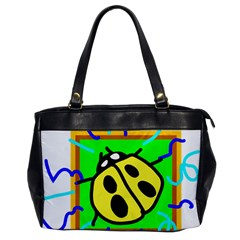 Insect Ladybug Office Handbags