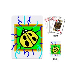 Insect Ladybug Playing Cards (Mini)