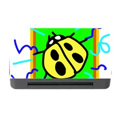 Insect Ladybug Memory Card Reader with CF
