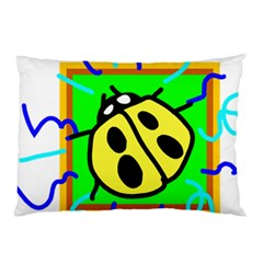 Insect Ladybug Pillow Case (Two Sides)