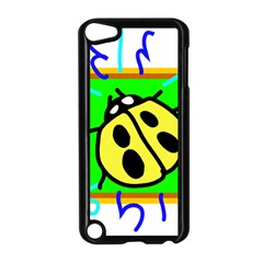 Insect Ladybug Apple iPod Touch 5 Case (Black)