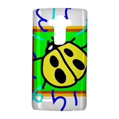 Insect Ladybug LG G4 Hardshell Case