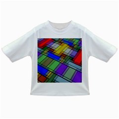 Abstract Background Pattern Infant/Toddler T-Shirts