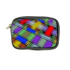 Abstract Background Pattern Coin Purse