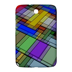 Abstract Background Pattern Samsung Galaxy Note 8.0 N5100 Hardshell Case