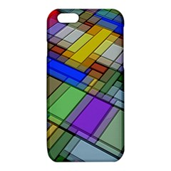 Abstract Background Pattern iPhone 6/6S TPU Case