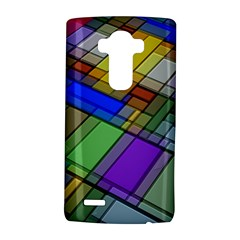 Abstract Background Pattern LG G4 Hardshell Case