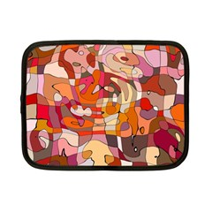 Abstract Abstraction Pattern Modern Netbook Case (Small)