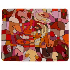 Abstract Abstraction Pattern Modern Jigsaw Puzzle Photo Stand (Rectangular)