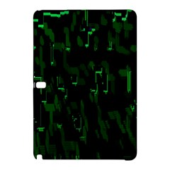 Abstract Art Background Green Samsung Galaxy Tab Pro 10.1 Hardshell Case