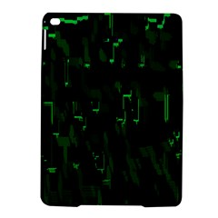 Abstract Art Background Green iPad Air 2 Hardshell Cases