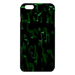 Abstract Art Background Green Iphone 6 Plus/6s Plus Tpu Case