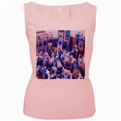 Advent Calendar Gifts Women s Pink Tank Top