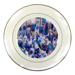 Advent Calendar Gifts Porcelain Plates