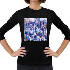 Advent Calendar Gifts Women s Long Sleeve Dark T-Shirts