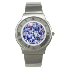 Advent Calendar Gifts Stainless Steel Watch