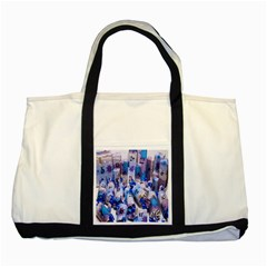 Advent Calendar Gifts Two Tone Tote Bag
