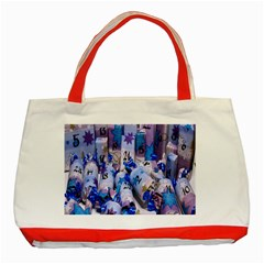 Advent Calendar Gifts Classic Tote Bag (red)