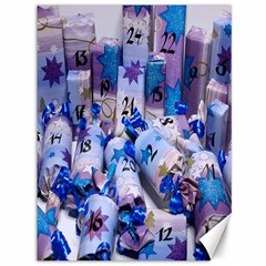 Advent Calendar Gifts Canvas 36  x 48