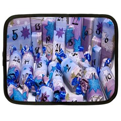Advent Calendar Gifts Netbook Case (Large)
